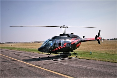 1981 Bell 206-L1 Long Ranger