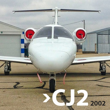 2002 Citation CJ2 - N701SF