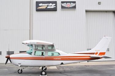 1978 Cessna 210 Turbo