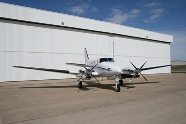 1998 KING AIR C90BXP