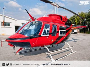 1998 Bell 206L-4 Longranger