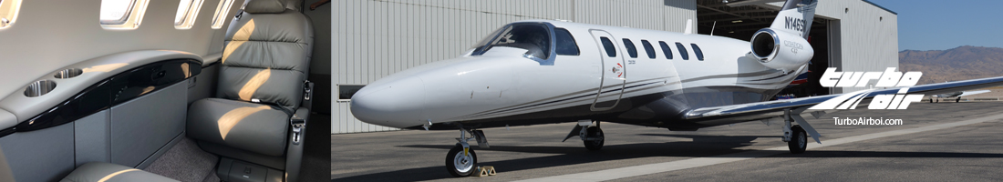 Citation CJ2 / Charter Flights