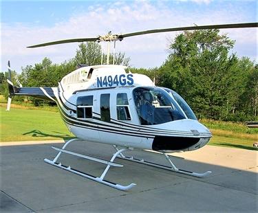 1983 Bell 206L-1 Long Ranger